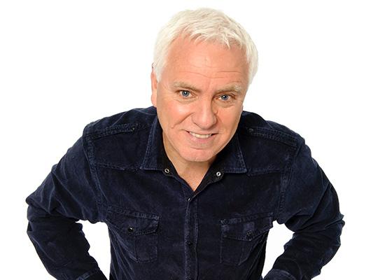Dave Spikey Endeavour Patron